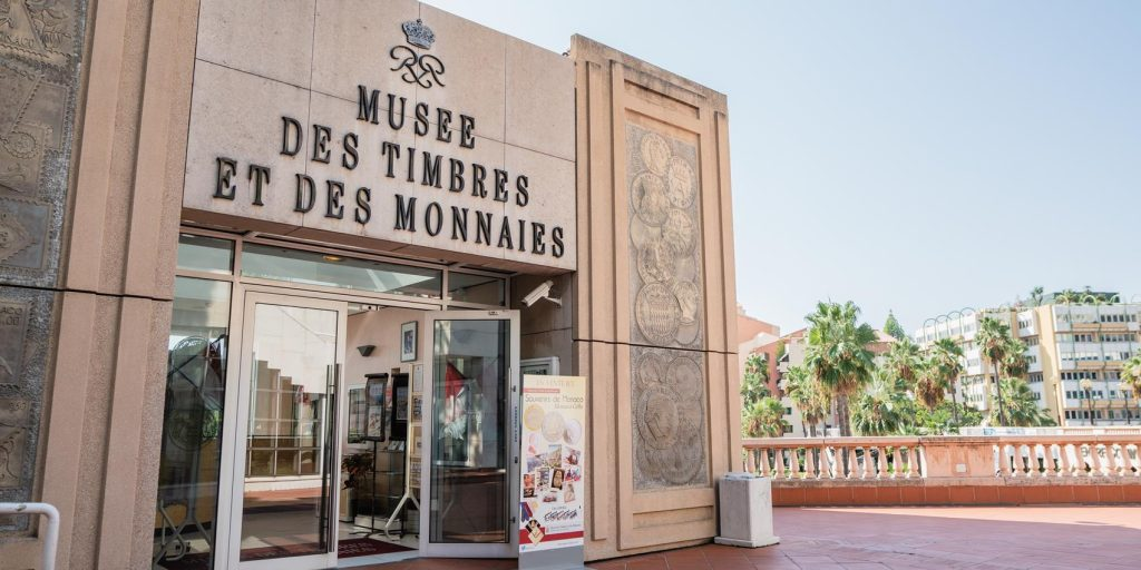 Museum of Stamps & Coins